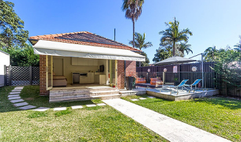 Accommodation Image for Haberfield Loudon Avenue